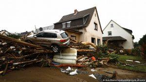 Pamje nga permbytjet ne Gjermani